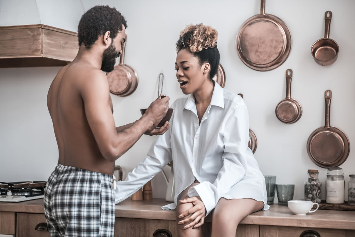 How to Live Peacefully with Your Partner in Your Apartment