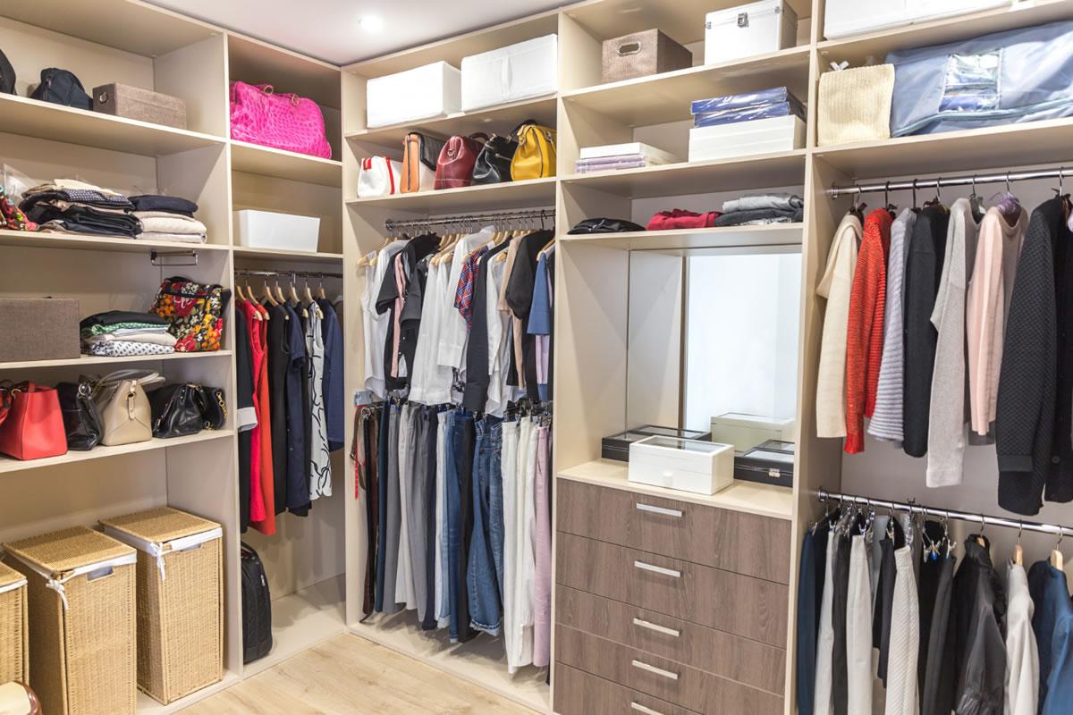 Apartment Closet Decluttering 101