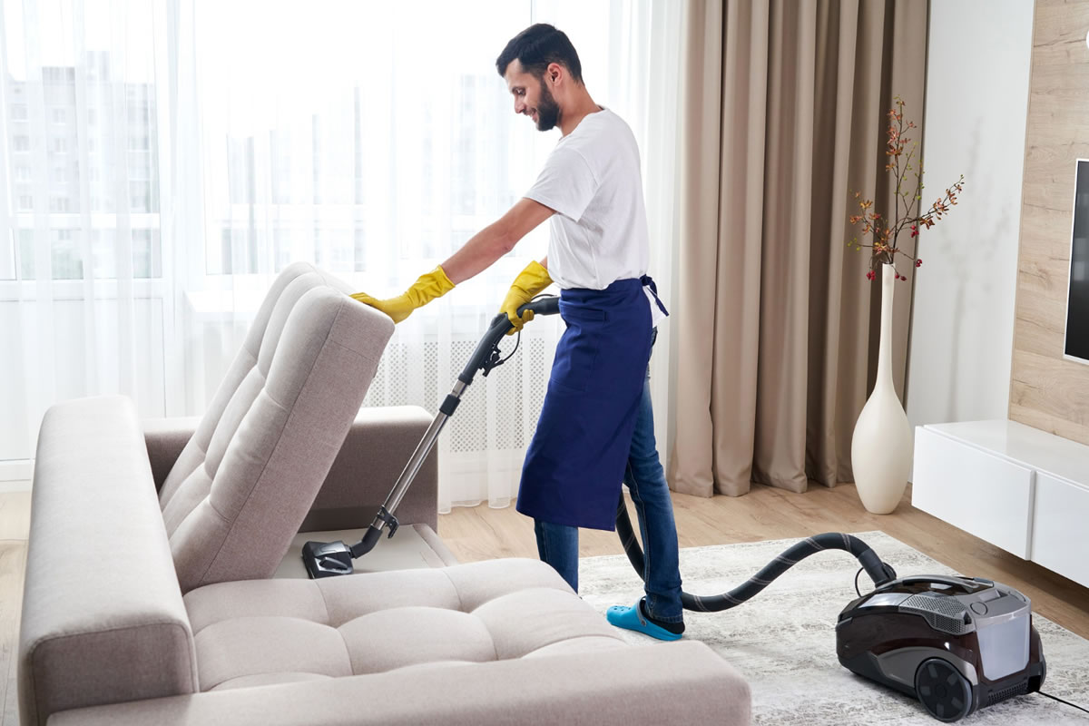 Five Spring Cleaning Tasks You Should Do Each Year